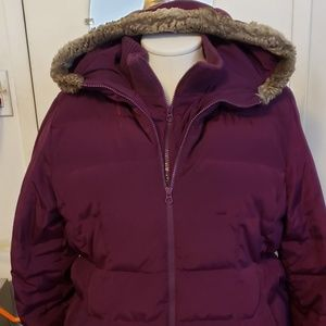 Old Navy Down Filled Coat Size XXL